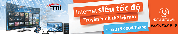 gói cước internet tivi viettel